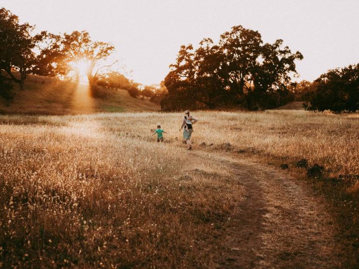 Golden hour photo walks